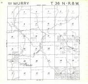 Murry T36N-R8W, Rusk County 1971