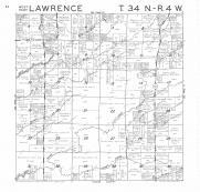 Lawrence T34N-R4W, Rusk County 1979