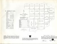 Index Map, Sauk County 1960