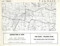 Map Image 004, Sauk County 1960
