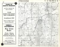 Freedom T11N-R5E, Sauk County 1960