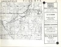 Map Image 017, Sauk County 1960