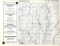 Winfield T13N-R4E, Sauk County 1960