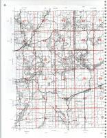 Map Image 039, Sawyer County 1981