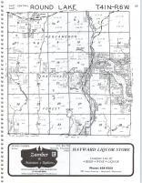Round Lake T41N-R6W, Sawyer County 1983