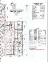 Map Image 040, Sawyer County 1983