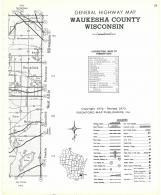 Map Image 018, Waukesha County 1973
