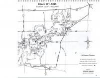 Map Image 001, Waupaca County 1981