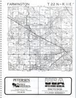 Farmington T22N-R11E, Waupaca County 1981
