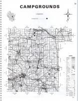 Map Image 016, Waupaca County 1981