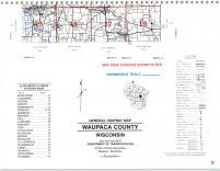 Map Image 026, Waupaca County 1995