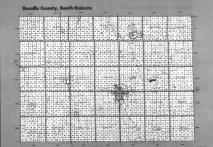 Index Map, Beadle County 1992