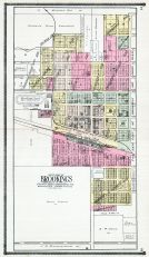 Brookings - West, Brookings County 1909