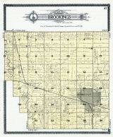 Brookings Township, Brookings County 1909