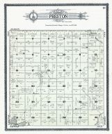 Preston Township, Brookings County 1909
