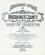 Title Page, Brookings County 1909