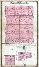 Lincoln Township, Ordway, Brown County 1911