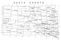 State Map, Brown County 1960