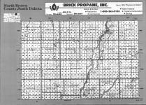 Index Map 1, Brown County 1992