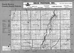 Index Map 1, Brown County 1993