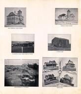Ward Academy, Chapel, Broendel Ranch, Pioneer Home, J. E. C. Wilson, Geddes Homes