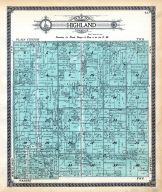 Highland Township, Charles Mix County 1912