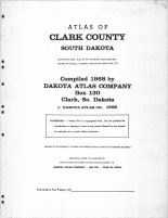 Title Page, Clark County 1968