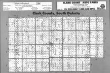 Index Map, Clark County 1992