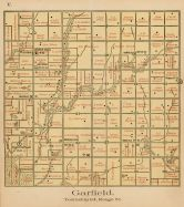 Garfield Township, Dalesburg P.O., Alsen P.O., Marshalltown, Clay County 1894