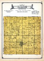 Alcester Township, Clay and Union Counties 1924