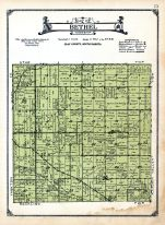 Bethel Township, Clay and Union Counties 1924