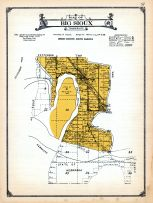 Big Sioux Township, Clay and Union Counties 1924