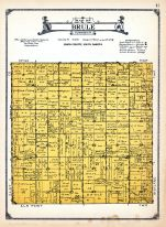 Brule Township, Clay and Union Counties 1924
