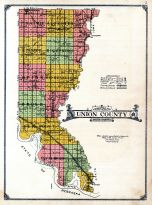 County Map - Union County