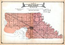 Elk Point Township, Clay and Union Counties 1924