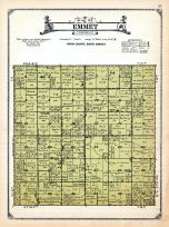 Emmet Township, Clay and Union Counties 1924