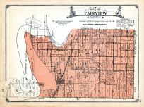 Fairview Township, Clay and Union Counties 1924