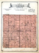Garfield Township, Clay and Union Counties 1924