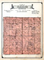 Glenwood Township, Clay and Union Counties 1924