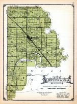 Jefferson Township, Clay and Union Counties 1924