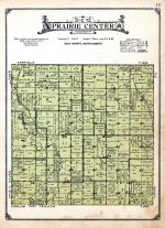 Prairie Center Township, Clay and Union Counties 1924