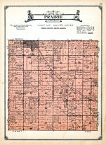 Prairie Township, Clay and Union Counties 1924