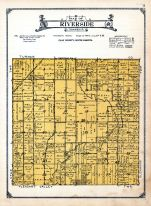 Riverside Township, Clay and Union Counties 1924