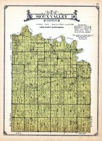 Sioux Valley Township, Clay and Union Counties 1924