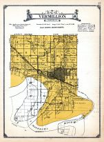Vermillion Township, Clay and Union Counties 1924