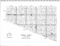 County Map, Douglas County 1968