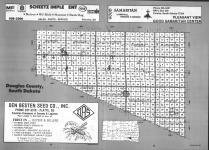 Index Map, Douglas County 1992