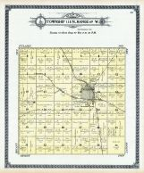 Township 118 N., Range 69 W., Faulkton, Chicago Milwaukee St. Paul R.R., Chicago and North Western R.R., Faulk County 1910