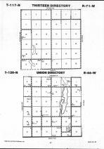 Map Image 002, Faulk County 1992