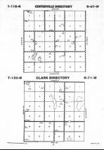 Map Image 007, Faulk County 1992